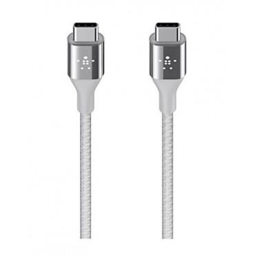 BELKIN MIXIT DURATEK USB-C CABLE SILVER F2CU050BT04-SLV
