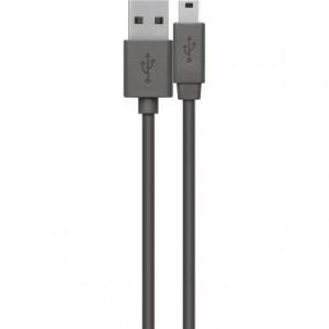 BELKIN USB2.0 A - Mini B Cable 1.8m F3U155BT1.8M
