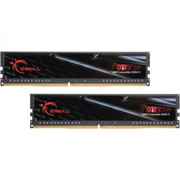 G.skill 16GB (8GBx2) DDR4-2400 (PC4-19200) CL15-15-15-39 1.2 Volt[Fortis] AMD Ryzen F4-2400C15D-16GFT