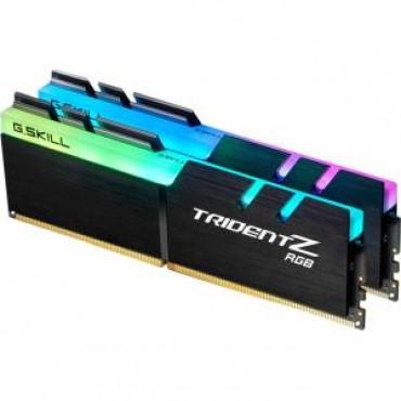 G.SKILL PC4-33000 / DDR4 4133 MHZ 16GB 2 X 8GB 19-19-19-39 1.35V TRIDENT Z RGB F4-4133C19D-16GTZR