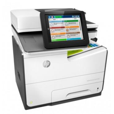 HP PAGEWIDE ENTERPRISE 586F COLOUR MFP, 50PPM BLK, 50PPM CLR, DUPLEX, NETWORK, FAX, 1YR G1W40A