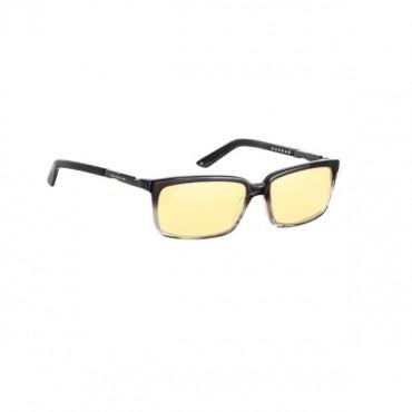 Gunnar Haus Amber Onyx Fade Indoor Digital Eyewear GN-HAU-05701