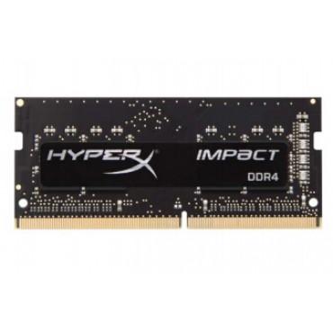 HyperX Impact SODIMM DDR4 8GB (1x8GB) 2400MHz CL14 HX424S14IB2/8