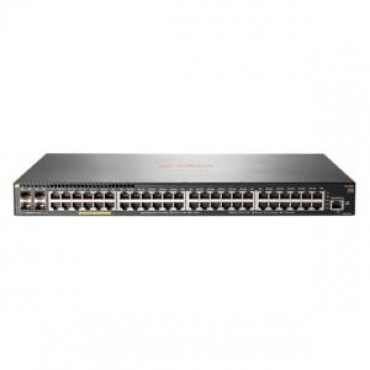 HPE ARUBA 2540 48G POE+ 4SFP+ SWITCH JL357A