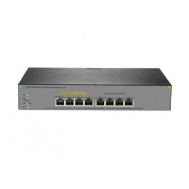 HP 1920S 8G PPOE+ 65W SWITCH PARTIAL POE 1-4 PORTS L3 WEB-MANAGED LIFETIME WTY JL383A