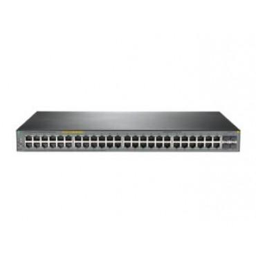 HPE ARUBA OFFICE CONNECT 1920S 48G 4SFP PPOE+ 370W SWITCH JL386A