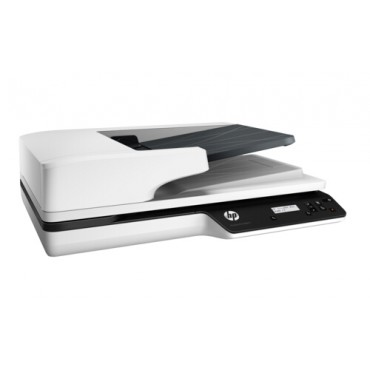 HP SCANJET PRO 3500 F1 FLATBED SCANNER / 25 PPM 50 IPM / ADF UP TO 600 DPI FLATBED UP TO 1200 DPI