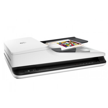 HP SCANJET PRO 2500 F1 FLATBED SCANNER / 20 PPM 40 IPM / ADF UP TO 600 DPI FLATBED UP TO 1200 DPI