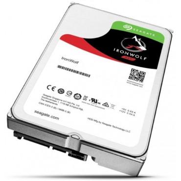 "Seagate IronWolf NAS HDD 3.5"" Internal SATA 2TB NAS HDD, 5900 RPM, 3 Year Warranty ST2000VN004"