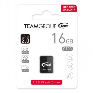 Team 16GB Nano USB 2.0 C12G TC12G16GB01