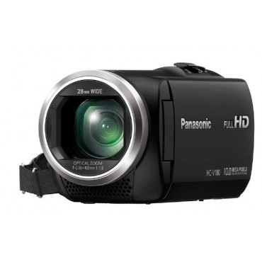 Panasonic HC-V180 Black 50x Opt,, HC-V180GN-K