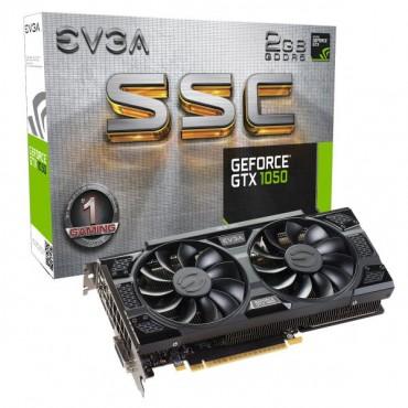 EVGA GeForce GTX 1050 SSC GAMING 02G-P4-6154-KR