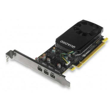 Leadtek PCIE Quadro P400 LP, 2GB DDR3, 2H (DP/DVI-I DL), Single Slot, 1xFan, ATX,Low Profile 900-5G212-2200-000