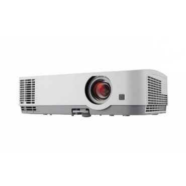 NEC ME401WG LCD Projector/ WXGA/ 4000ANSI/ 6000:1/ HDMI/ 20W x1/ LAN Control/ USB Display NP-ME401WG