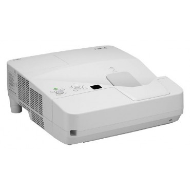 NEC UM352WG Ultra Short Throw WXGA Projector bundled with Wall Mount (Embedded NP03Wi interactive