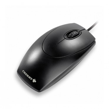 Cherry Optical Corded Mouse USB/ PSU Combo Black M-5450