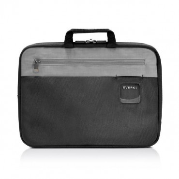 Everki Everki ContemPRO Laptop Sleeve w/ Memory Foam, 15.6-Inch Black  EKF861S15