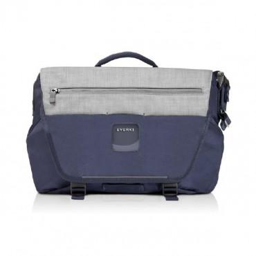 Everki Everki ContemPRO Laptop Bike Messenger, up to 14.1-Inch/MacBook Pro 15 - Navy (EKS660N)