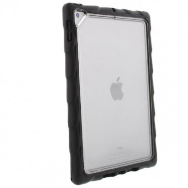Gumdrop DropTech Clear iPad Pro 10.5 Case - Designed for: iPad Pro 10.5 DTC-IPADPRO105-BLK_SMK