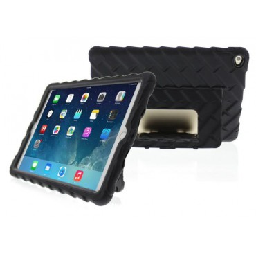"Gumdrop Hideaway iPad 9.7 Case - Designed for: New iPad 9.7"" 2017 (Models: A1822, A1823) GS-IPAD97-BLK_BLK"