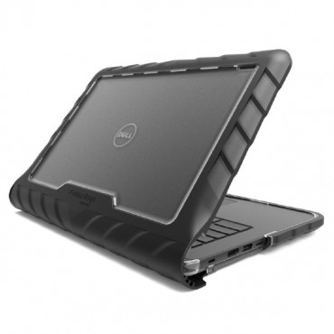 "Gumdrop DropTech Dell Latitude / Chromebook 13"" 3380 Case - Designed for: Dell Chromebook 13 3380,"