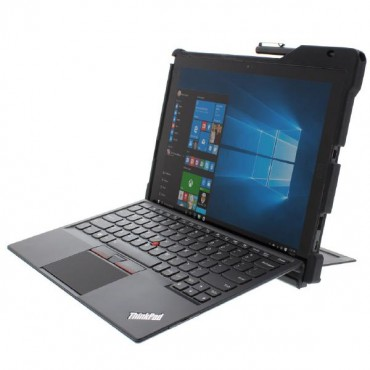 "Gumdrop DropTech Lenovo Thinkpad X1 Case - Designed for: Lenovo Thinkpad X1 12"" DT-LVX1-BLK"