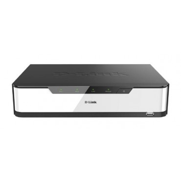 D-LINK D-Link DNR-2020-04P 16-Channel PoE Network Video Recorder DNR-2020-04P