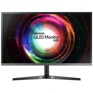 "SAMSUNG H750 27.9"" UHD (16:9) LED 3840X2160 1MS HDMI D/ PORT TILT VESA 3YR LU28H750UQEXXY"