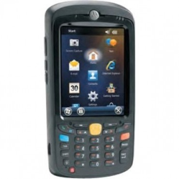 MOTOROLA MC55, 2D, 256/1GB, BATT STD WIFI, KEYBOARD PIM, WM 6,5 IN MC55A0-P30SWNQA7WR