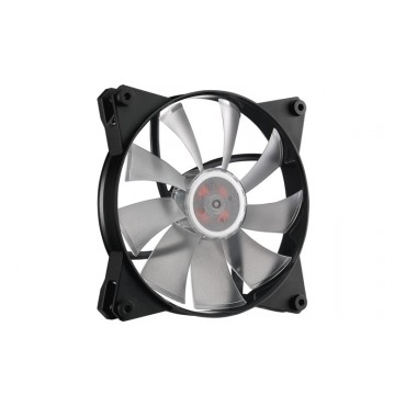 Cooler Master MasterFan Pro 140mm Air Flow RGB Fan, Certified compatible with ASUS, Gigabyte MSI
