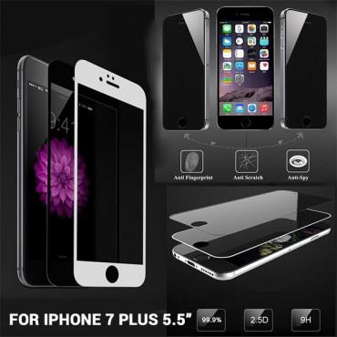 "IPHONE 7 PLUS TEMPER GLASS SCREEN PROTECTOR 5.5"" MOBVMXIP7PLUSTG"