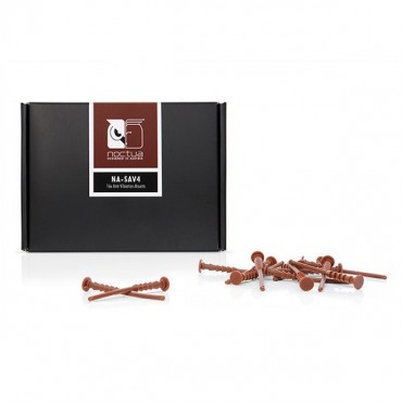 Noctua Brown NA-SAV4 Anti Vibration Mounting Bolts (16 Pack) NA-SAV4