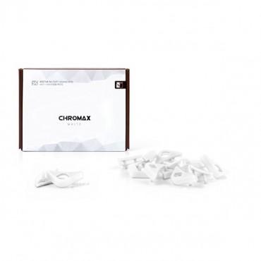 Noctua White Chromax NA-SAVP1 Anti Vibration Pads (16 Pack) NA-SAVP1-WHITE