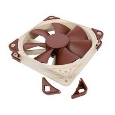 Noctua 120mm Case Fan: 1500RPM PWM NF-F12-PWM