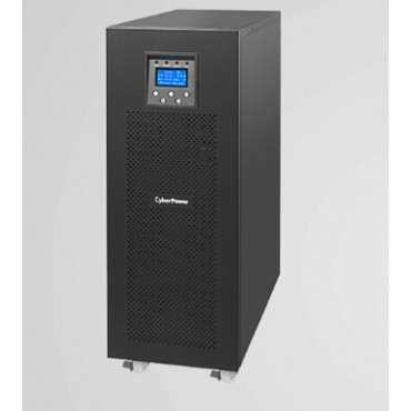 CyberPower Systems OLS6000E ONLINE S-SERIES 6000VA UPS TOWER WITH LCD OLS6000E