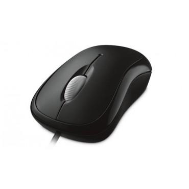 Microsoft Mouse: Optical USB Windows/ Mac Black (RETAIL) P58-00065