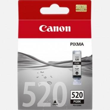 Canon BLACK INK CARTRIDGE FOR MP540/ 620/ 630/ 980, IP3600/ 4600 PGI-520BK