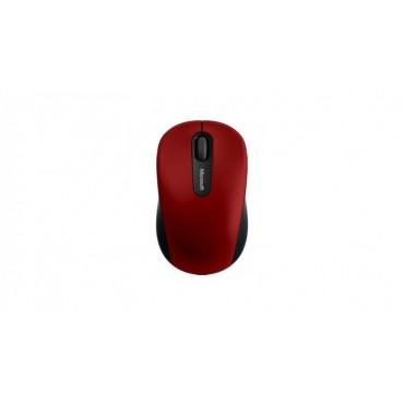 MICROSOFT BLUETOOTH MOBILE MOUSE 3600 - RETAIL BOX (DARK RED) PN7-00015