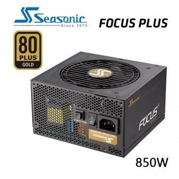 SEASONIC SSR-850FX FOCUS PLUS 850W 80 + GOLD Power Supply PSUSEAFOCUS850FX