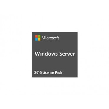 MICROSOFT OEM CAL PACK FOR WINDOWS SERVER 2016 - 5 USER CAL R18-05244