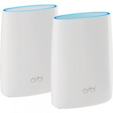 Netgear Orbi High-performance AC3000 Tri-band WiFi System (Router & Satellite) RBK50-100AUS