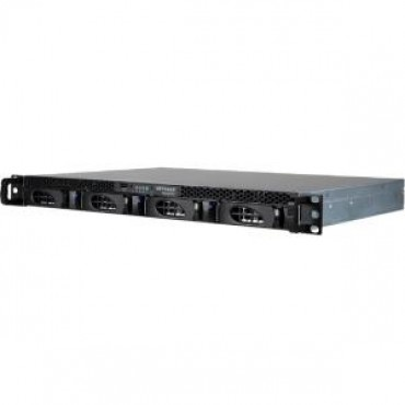 NETGEAR READYNAS RR2304 1U RACKMOUNT NETWORK STORAGE 4-BAY DISKLESS RR230400-100AJS