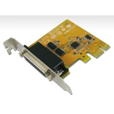 Sunix PCIE 2 Port Serial LP SER6437AL