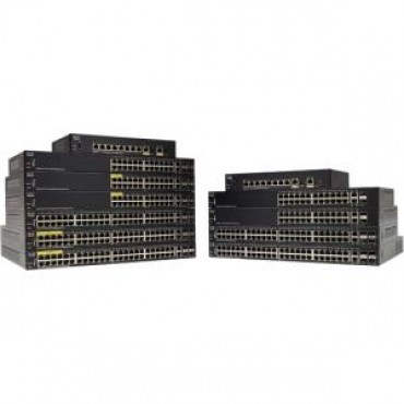 CISCO SG350-10MP 10-PORT GIGABIT POE MANAGED SWITCH SG350-10MP-K9-AU