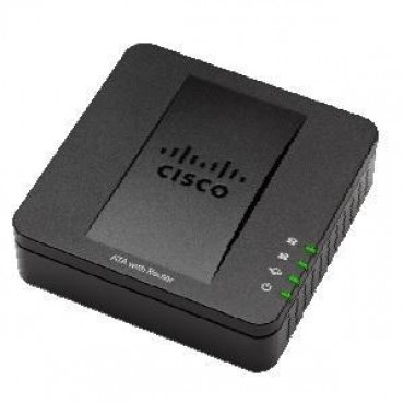 CISCO (SPA122) VoIP ATA with Router SPA122
