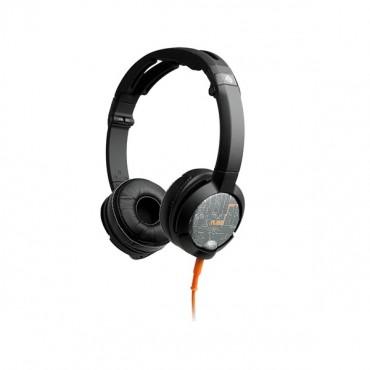 SteelSeries Silver, Orange & Black Flux Luxury Edition 3.5mm Headset SS-61283