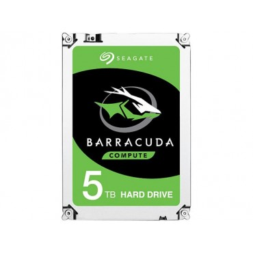 "SEAGATE BARRACUDA 2.5"" 5TB SATA 6GB/S 5400RPM 128MB CACHE 15MM ST5000LM000"