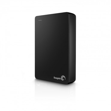 SEAGATE 5TB Backup Plus Portable Drive USB 3.0 - Black STDR5000300