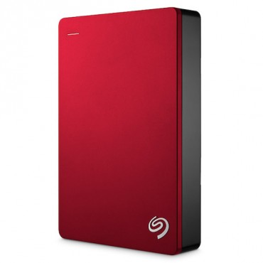 SEAGATE 5TB Backup Plus Portable Drive USB 3.0 - Red STDR5000303