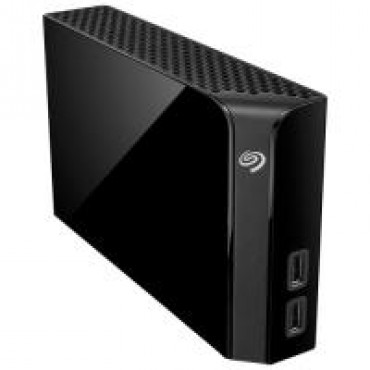 SEAGATE 8TB Backup Plus Hub Desktop Drive With Integrated USB 3.0 HUB STEL8000300